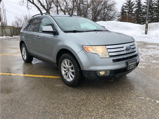 2007 Ford Edge SEL Plus (Stk: ) in Winnipeg - Image 1 of 24