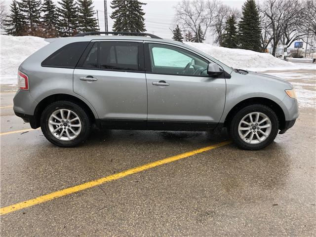 2007 Ford Edge SEL Plus (Stk: ) in Winnipeg - Image 4 of 24