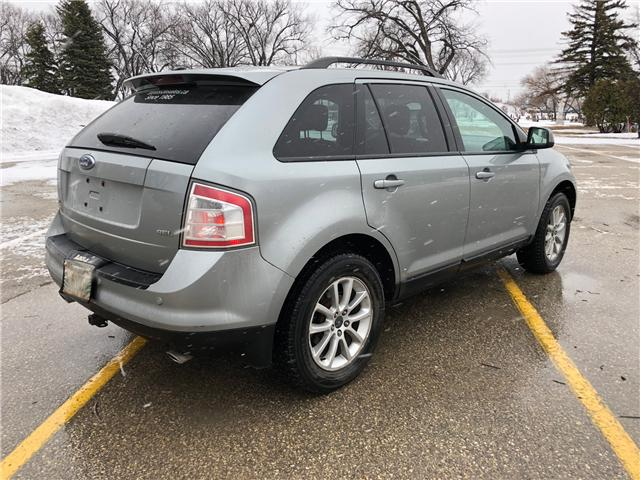 2007 Ford Edge SEL Plus (Stk: ) in Winnipeg - Image 6 of 24