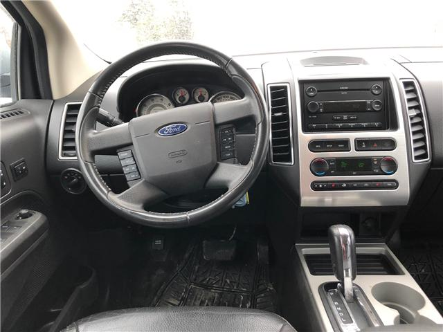 2007 Ford Edge SEL Plus (Stk: ) in Winnipeg - Image 12 of 24
