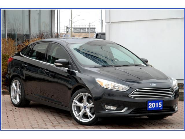 2015 Ford Focus Titanium (Stk: 9E3020AX) in Kitchener - Image 2 of 19