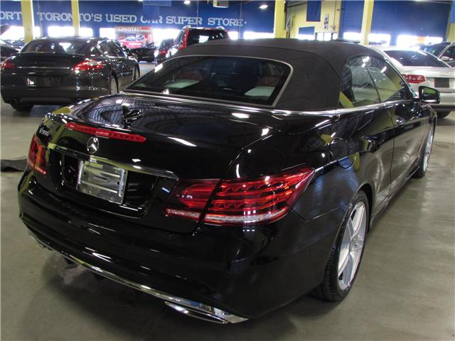 2014 Mercedes-Benz E-Class Base (Stk: C5581) in North York - Image 28 of 30