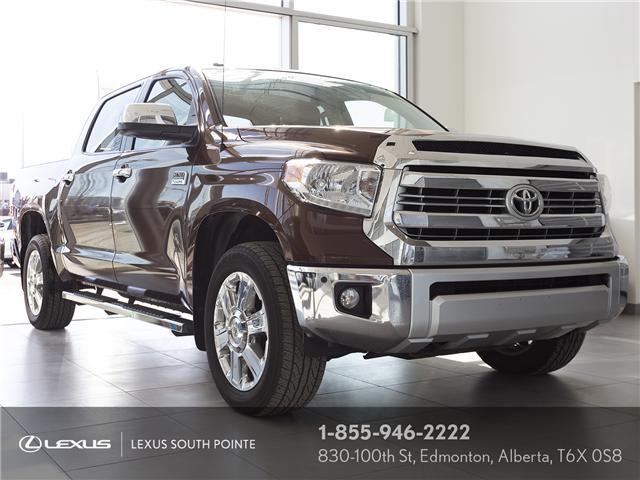 2015 Toyota Tundra Platinum 5.7L V8 (Stk: L900444A) in Edmonton - Image 1 of 20