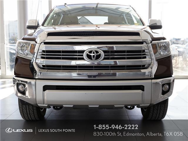 2015 Toyota Tundra Platinum 5.7L V8 (Stk: L900444A) in Edmonton - Image 2 of 20