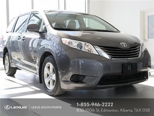 2017 Toyota Sienna LE 8 Passenger (Stk: L9D0481A) in Edmonton - Image 1 of 22