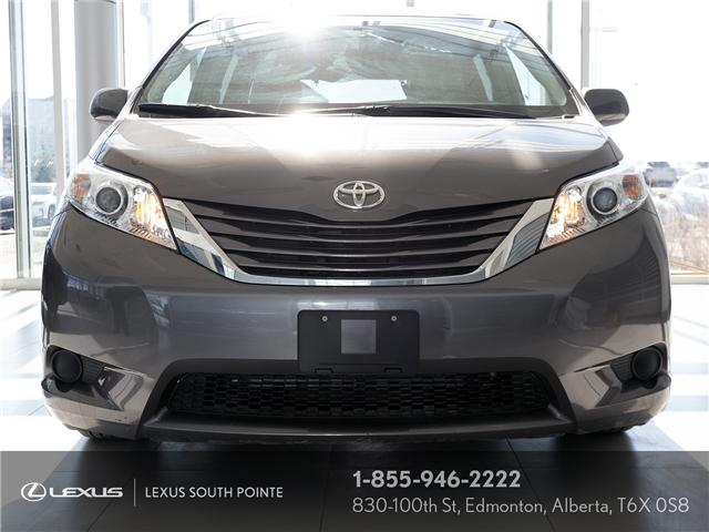 2017 Toyota Sienna LE 8 Passenger (Stk: L9D0481A) in Edmonton - Image 2 of 22