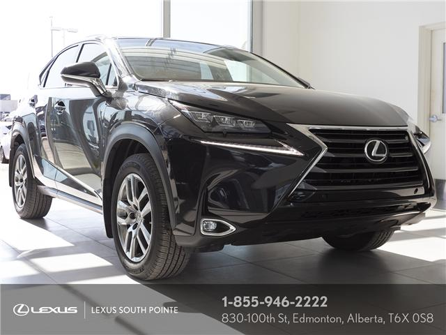 2016 Lexus NX 200t Base (Stk: LUB5083) in Edmonton - Image 1 of 20
