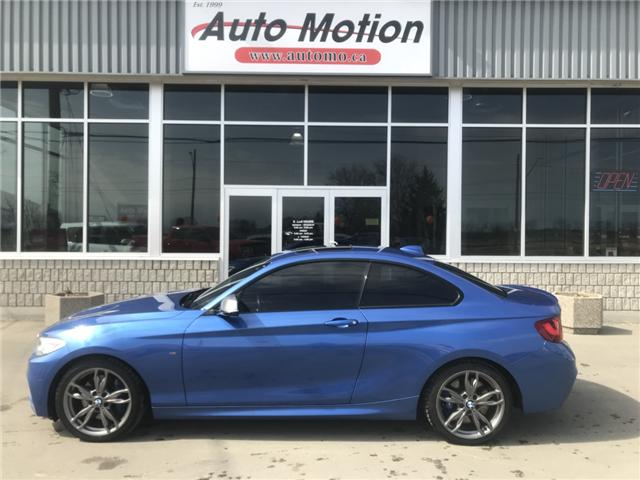 2015 BMW M235i xDrive (Stk: 19354) in Chatham - Image 2 of 23