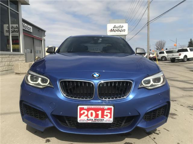 2015 BMW M235i xDrive (Stk: 19354) in Chatham - Image 4 of 23