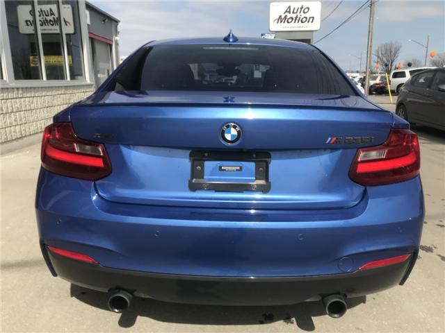2015 BMW M235i xDrive (Stk: 19354) in Chatham - Image 5 of 23