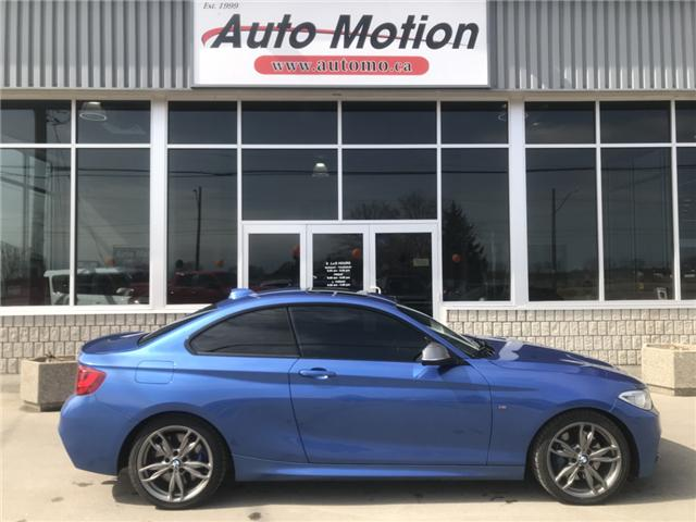 2015 BMW M235i xDrive (Stk: 19354) in Chatham - Image 3 of 23