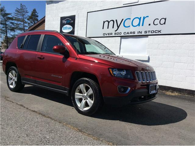 2017 Jeep Compass Sport/North (Stk: 190383) in North Bay - Image 1 of 20
