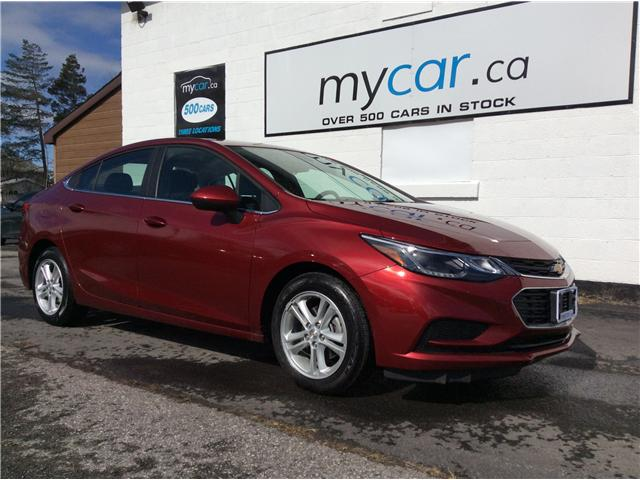2018 Chevrolet Cruze LT Auto (Stk: 190335) in North Bay - Image 1 of 21