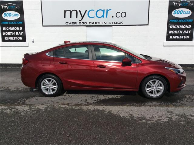 2018 Chevrolet Cruze LT Auto (Stk: 190335) in North Bay - Image 2 of 21
