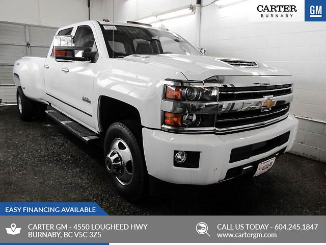 2019 Chevrolet Silverado 3500HD High Country (Stk: N9-3568T) in Burnaby - Image 1 of 13