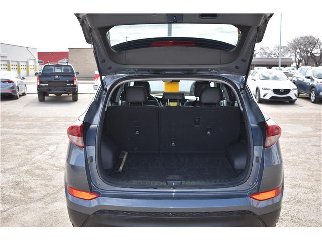 2018 Hyundai Tucson Premium 2.0L (Stk: pp418) in Saskatoon - Image 22 of 23