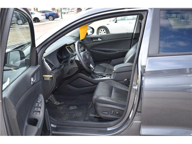 2018 Hyundai Tucson Premium 2.0L (Stk: pp418) in Saskatoon - Image 10 of 23