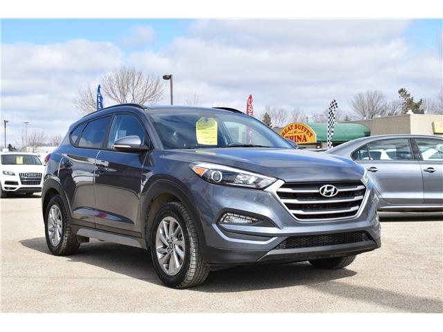 2018 Hyundai Tucson Premium 2.0L (Stk: pp418) in Saskatoon - Image 5 of 23