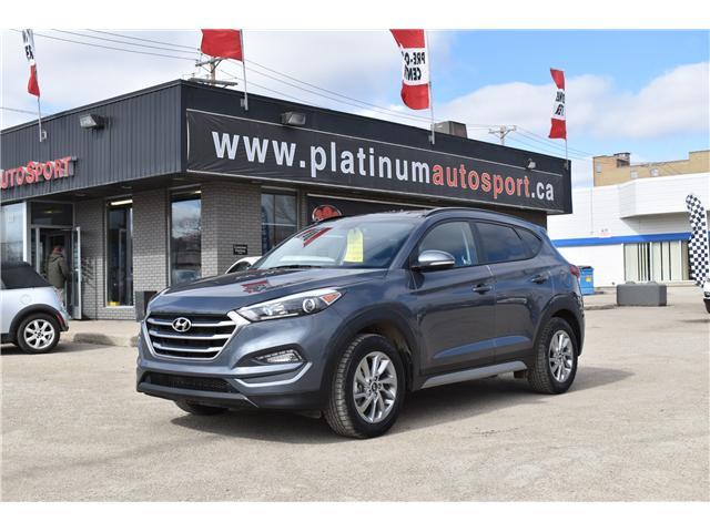 2018 Hyundai Tucson Premium 2.0L (Stk: pp418) in Saskatoon - Image 1 of 23