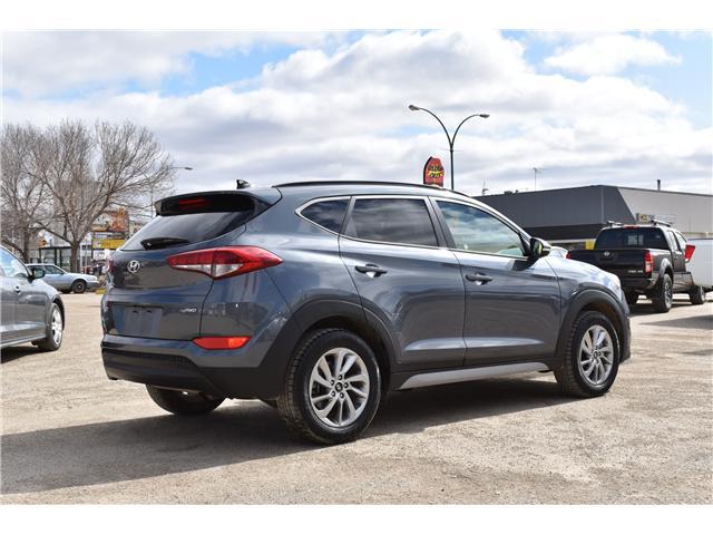 2018 Hyundai Tucson Premium 2.0L (Stk: pp418) in Saskatoon - Image 4 of 23