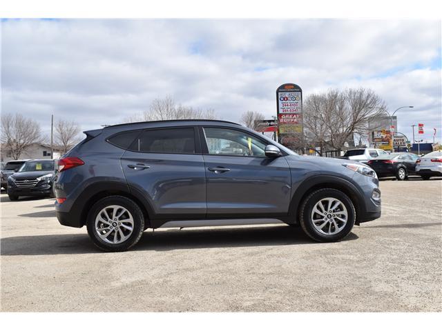 2018 Hyundai Tucson Premium 2.0L (Stk: pp418) in Saskatoon - Image 6 of 23