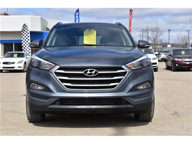 2018 Hyundai Tucson Premium 2.0L (Stk: pp418) in Saskatoon - Image 8 of 23