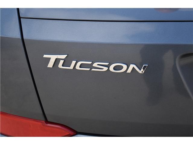 2018 Hyundai Tucson Premium 2.0L (Stk: pp418) in Saskatoon - Image 21 of 23