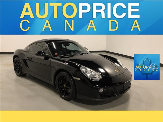 2012 Porsche Cayman Base (Stk: W0215) in Mississauga - Image 1 of 18