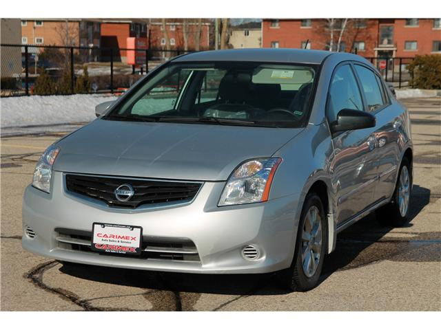 2012 Nissan Sentra 2.0 (Stk: 1902071) in Waterloo - Image 1 of 23