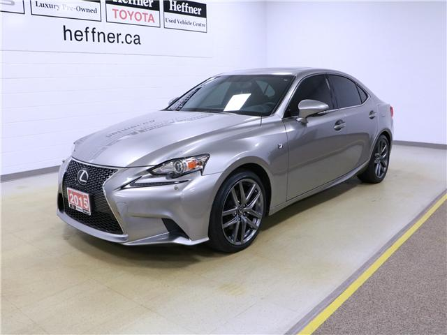 2015 Lexus IS 250 Base (Stk: 197060) in Kitchener - Image 1 of 30
