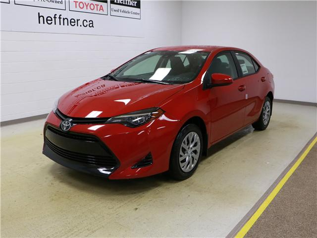 2019 Toyota Corolla LE (Stk: 190490) in Kitchener - Image 1 of 3