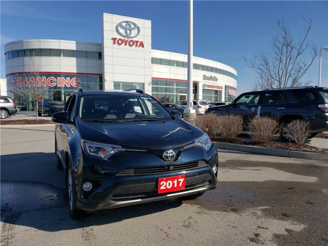 2017 Toyota RAV4  (Stk: P1691) in Whitchurch-Stouffville - Image 1 of 12
