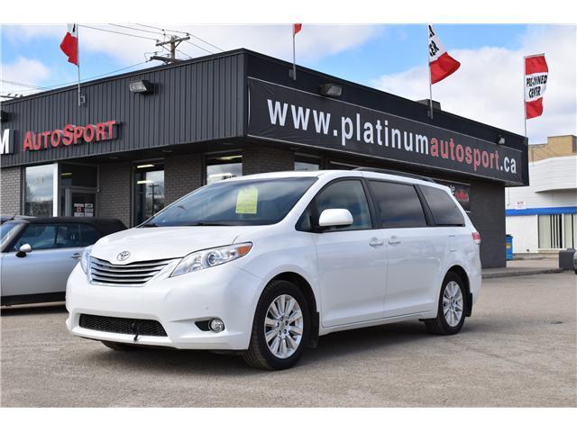 2011 Toyota Sienna Limited 7 Passenger (Stk: pp408) in Saskatoon - Image 1 of 24