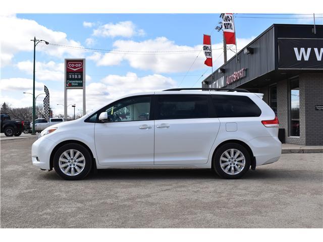 2011 Toyota Sienna Limited 7 Passenger (Stk: pp408) in Saskatoon - Image 2 of 24