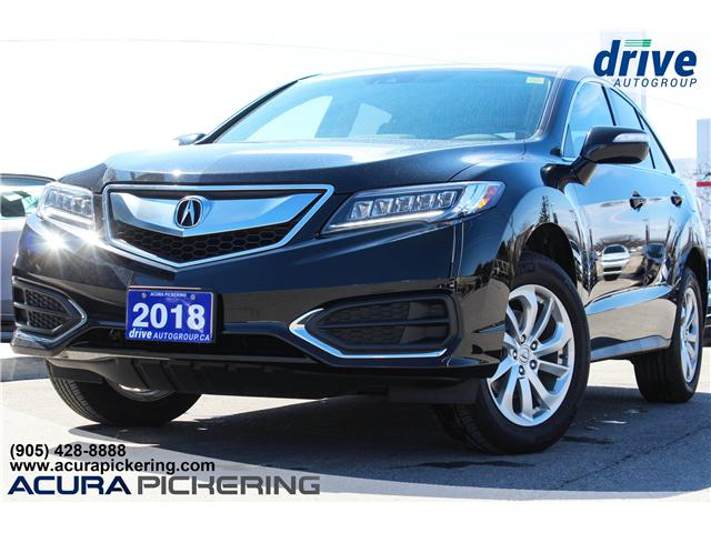 2018 Acura RDX Tech (Stk: AS038CC) in Pickering - Image 1 of 30