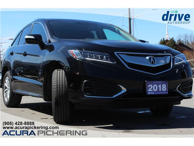 2018 Acura RDX Tech (Stk: AS038CC) in Pickering - Image 5 of 30