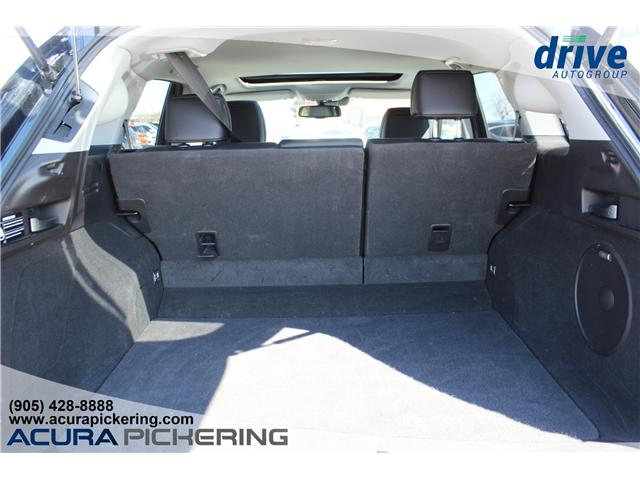 2018 Acura RDX Tech (Stk: AS038CC) in Pickering - Image 25 of 30