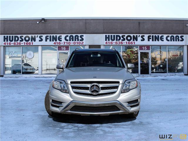 2013 Mercedes-Benz Glk-Class  (Stk: 64812) in Toronto - Image 2 of 30