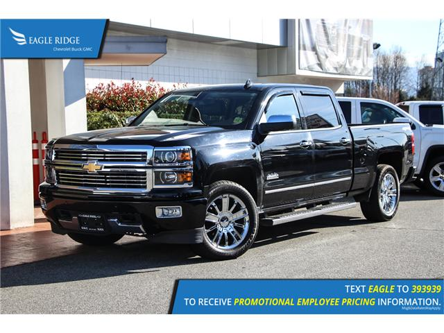 2015 Chevrolet Silverado 1500 High Country (Stk: 159400) in Coquitlam - Image 1 of 17