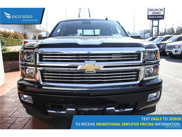 2015 Chevrolet Silverado 1500 High Country (Stk: 159400) in Coquitlam - Image 2 of 17