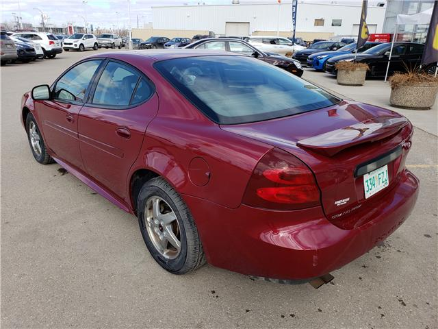 2004 Pontiac Grand Prix GT2 (Stk: 39107B) in Saskatoon - Image 4 of 23
