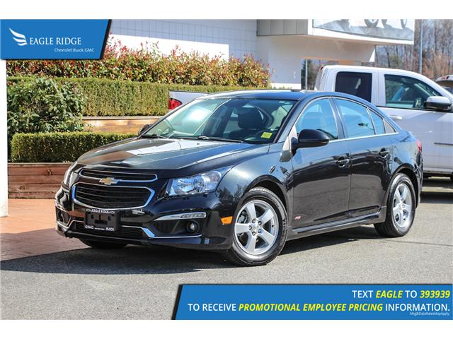 2015 Chevrolet Cruze 1LT (Stk: 151514) in Coquitlam - Image 1 of 17