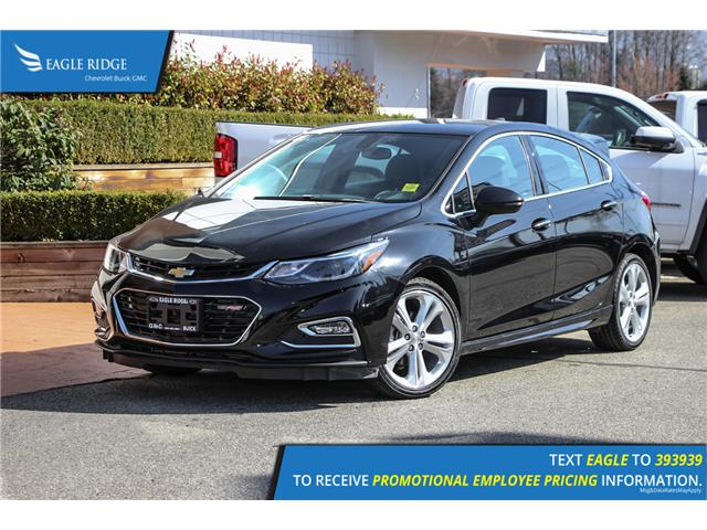 2018 Chevrolet Cruze Premier Auto (Stk: 189563) in Coquitlam - Image 1 of 15