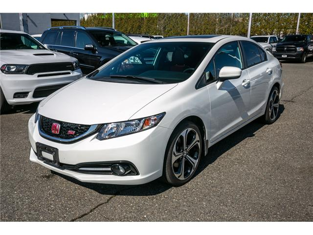 2015 Honda Civic Si (Stk: AG0512A) in Abbotsford - Image 3 of 24