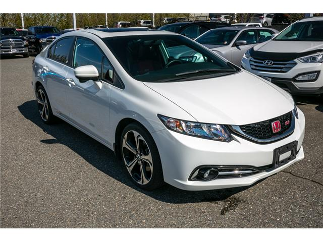 2015 Honda Civic Si (Stk: AG0512A) in Abbotsford - Image 9 of 24
