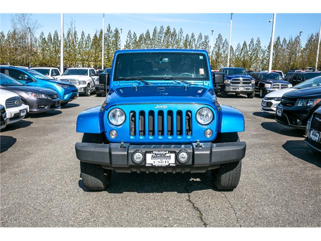 2015 Jeep Wrangler Sahara (Stk: K544026A) in Abbotsford - Image 2 of 21