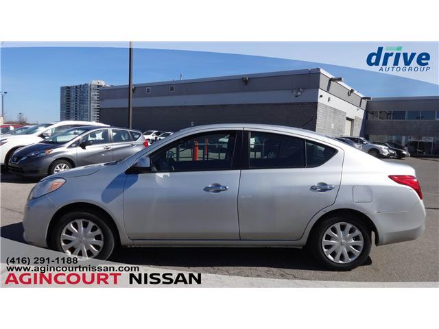 2012 Nissan Versa 1.6 SV (Stk: KL493125B) in Scarborough - Image 2 of 18