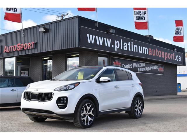 2018 Kia Sportage SX Turbo (Stk: pp409) in Saskatoon - Image 1 of 24