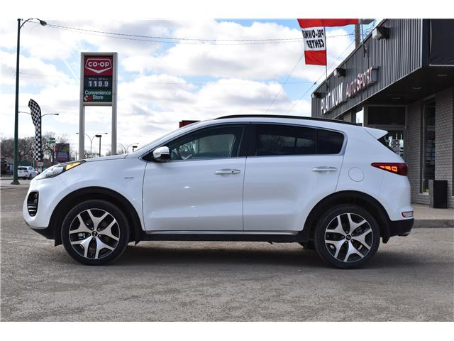 2018 Kia Sportage SX Turbo (Stk: pp409) in Saskatoon - Image 2 of 24