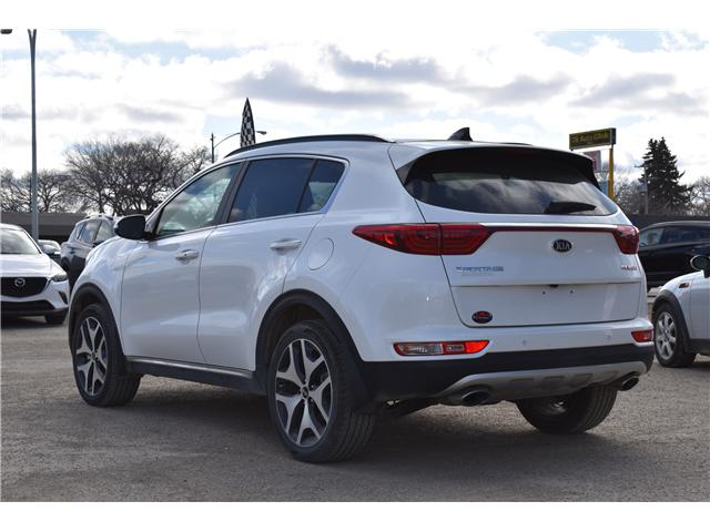 2018 Kia Sportage SX Turbo (Stk: pp409) in Saskatoon - Image 3 of 24